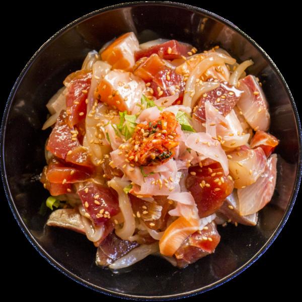 漬け三昧(ランチ限定10食) ¥ 1000