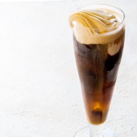 コーヒークレミアフロート